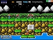 Mô tả game : Classic game of Contra. Compare your time to others.